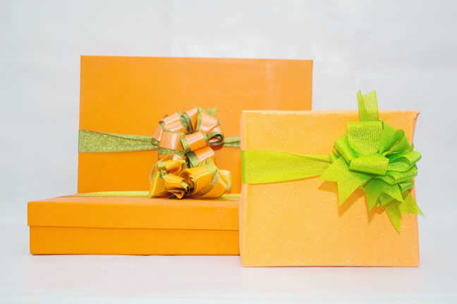 special wrapping