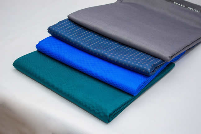 Finest Italian Wool Fabrics