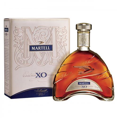 MARTELL COGNAC X.O